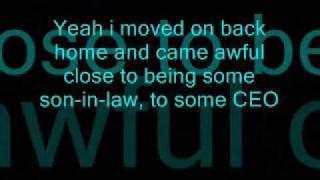 What I Almost Was-Eric Church (Lyrics)