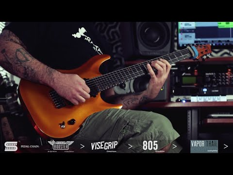 Wes Hauch: Seymour Duncan Pedals Demo