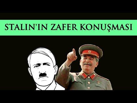 Stalin, Savaştan Sonra Hitler Hakkında Ne Dedi?