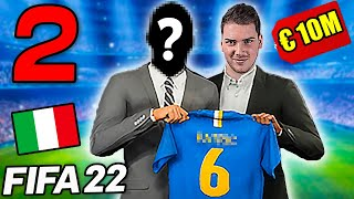 IL PRIMO GRANDE ACQUISTO!  - FIFA 22 CARRIERA PS5 #2