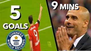 10 Football Records that will Never be Broken