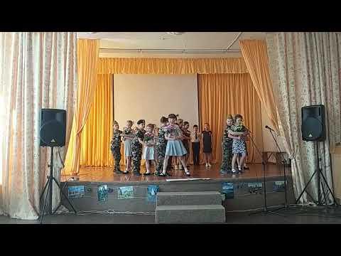 О ТОЙ ВЕСНЕ     2А класс 18СШ 2019г