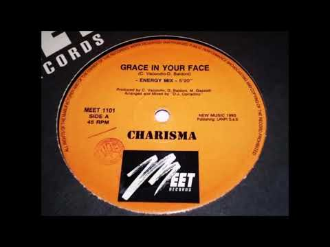 Charisma - Grace In Your Face (Energy Mix) (1993)