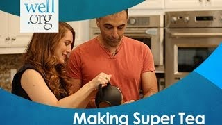 Making Super Powered Tea with Robyn Youkilis