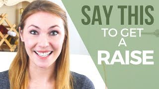 How to Ask Your Boss for a Raise Example & Steps - BEFORE the Performance Review!