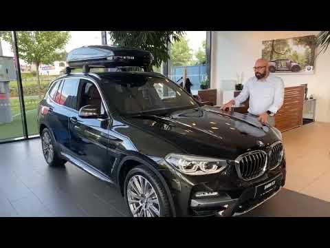 BMW X3 xDrive20d Model Luxury Line
