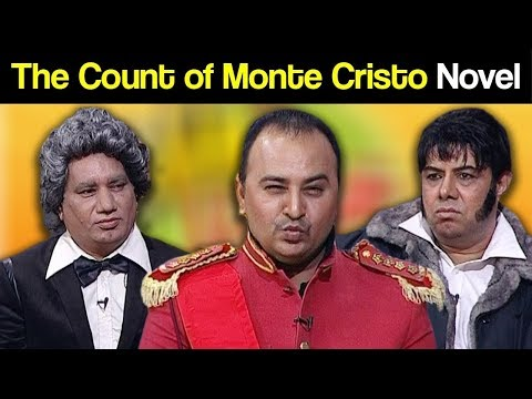 Khabardar Aftab Iqbal 9 November 2018 | The Count of Monte Cristo Novel | Express News