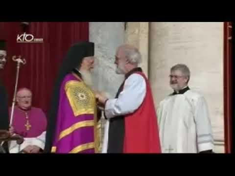 Messe d'ouverture de l'Année de la foi