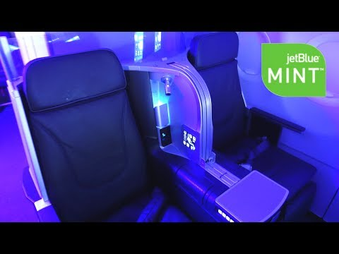 $1,200 JetBlue Mint Suites: Better Than First Class Options (Best Domestic Flight?)