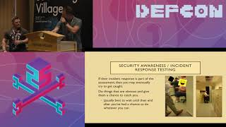 DEF CON 25 SE Village - Brent White, Tim Roberts - Skills For A Red Teamer