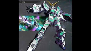 Gundam Vs. Gundam NEXT Plus - RX-0 Awakened Unicorn  ユニコーンガンダム (覚醒仕様)
