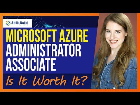 Microsoft Certified Azure Administrator Associate - Is It Worth It ...