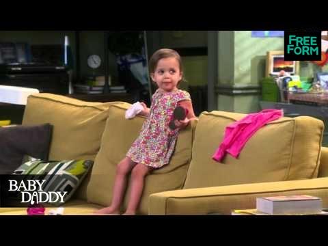 Baby Daddy 5.07 (Clip 'Emma & Ben')