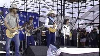Charlie Daniels Band - American Farmer (Live at Farm Aid 1985)
