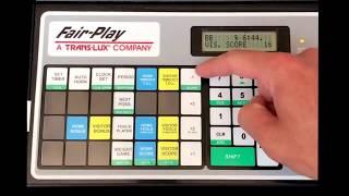 PYC Scoreboard Tutorial