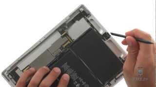 Microphone Repair - iPad 2 Wifi How to Tutorial