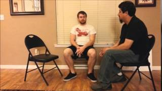 """Gestalt Therapy """"The Empty Chair Technique"""""""