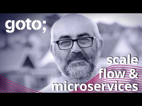 Image thumbnail for talk Scale, Flow and Microservices