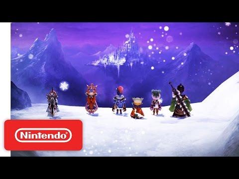 Видео № 1 из игры I am Setsuna [PS Vita]