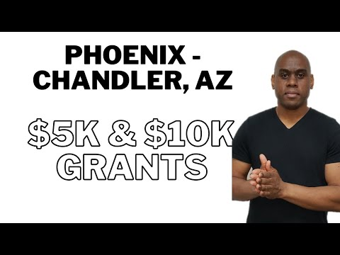 , title : '5K Grant Phoenix, Arizona | 10K Grant Chandler, AZ - UPDATED Small Business Funding Opportunity