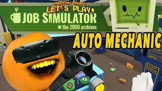 Annoying Orange - Job Simulator #2: Auto Mechanic Barftacular!