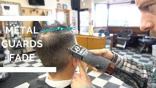 How To Fade Hair with a Detachable Clipper   By Shane The Barber