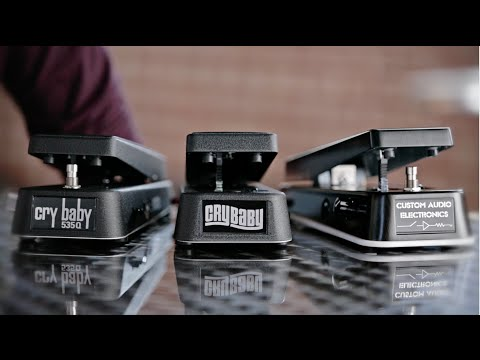 Dunlop Cry Baby 535q Multi Wah Pedal Pmt Online