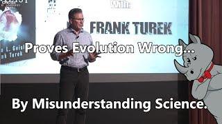 Frank Turek Talks Evolution