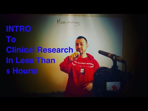 The Only Crash Course To Clinical Research You'll Ever Need (full ...