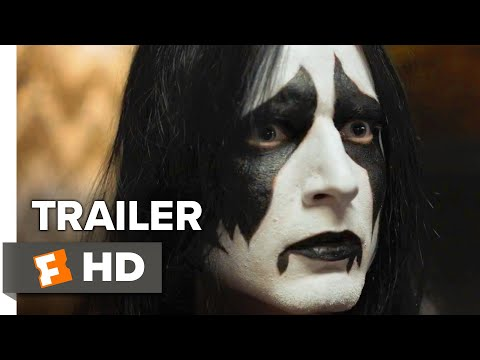 Black metal comedy. Looks awesome!