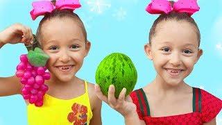 ÖyKü's Fruit Song + Nursery Rhymes & Kids Songs