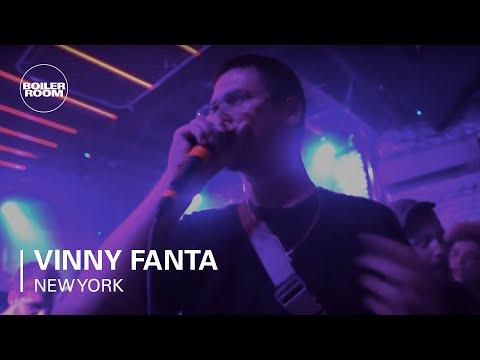 Vinny Fanta | | Boiler Room NYC: Curated by Tony Seltzer