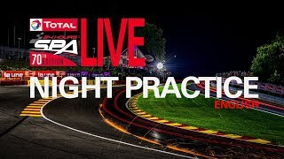 BES - Spa2018 Night Practice Full