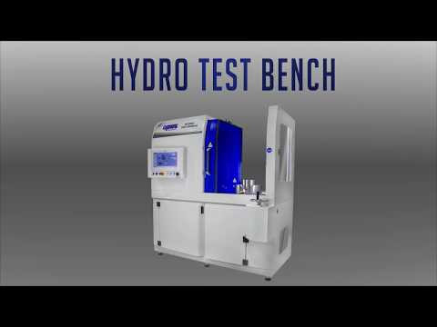 Hydro Test Bench – Hydro Test bench