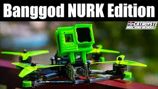 Introducing the CMW Banggod NURK Edition BNF Freestyle Drone