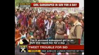Law student abducted, gang raped in Sonepat - NewsX