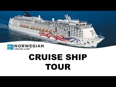 Norwegian Pride Of America Cruise Ship Tour | Hawaii