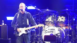 """Wonderful Tonight"" Eric Clapton@Madison Square Garden New York 10/7/18"