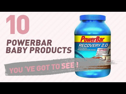 Powerbar Baby Products Video Collection // New & Popular 2017