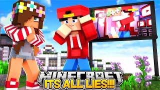 Minecraft Adventure - ROPO KISSED LITTLE KELLY, IT