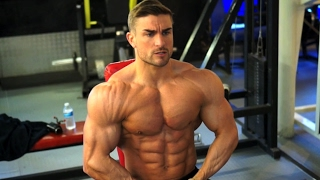 RYAN TERRY VLOG - CARDIO CIRCUIT 4 WEEKS OUT FROM ARNOLD 2017