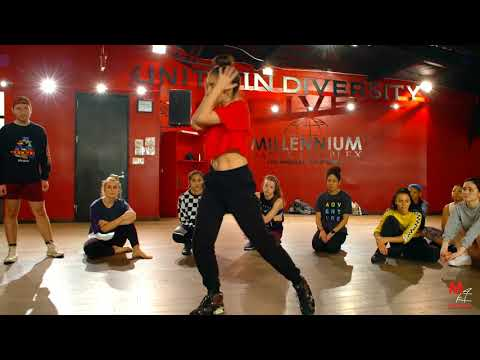"""Best Part"" Daniel Caesar ft. HER (Jasmine Rafael Choreography)"