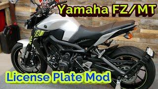 yamaha mt 09 mods custom - TH-Clip