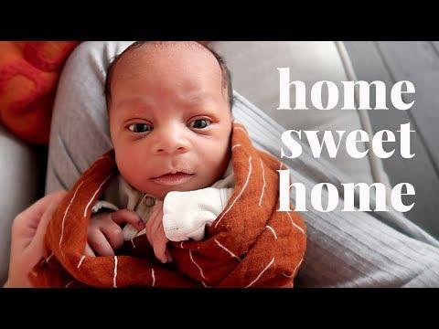 Bringing Newborn Baby Home...