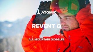 Видеообзор: Горнолыжные маски Atomic Revent Q