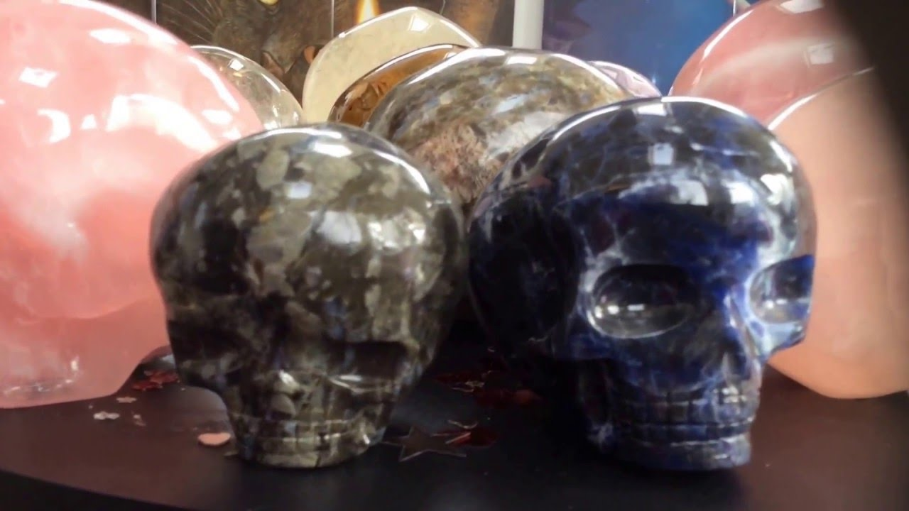 MAGICAL CHILD SKULLS – Come out to Play!