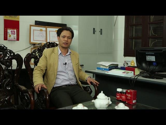 BS Nguyễn Văn Sỹ - bệnh nhân u não dùng GENK STF dự phòng tái phát, ác tính hóa