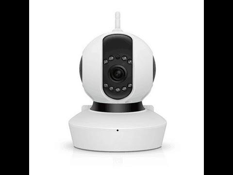 Videorecensione ITA Telecamera IP, sistema di videosorveglianza di NexGadget 720p HD WiFi