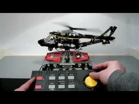 0 【動画】純正の空飛ぶレゴがあるのかと思ったら違った