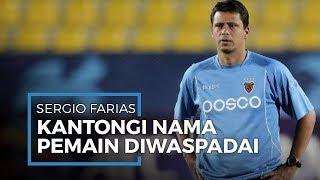Siap Hadapi Bhayangkara FC, Sergio Farias Waspadai Dua Pemain Andalan Musuh